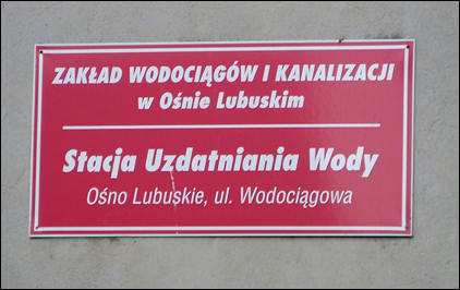 Oœno Lubuskie