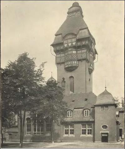 Zabrze_szpital_1909r