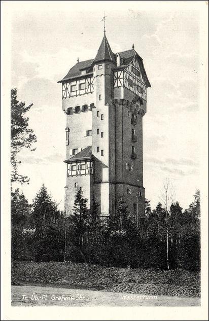 Grafenwohr pocztowka