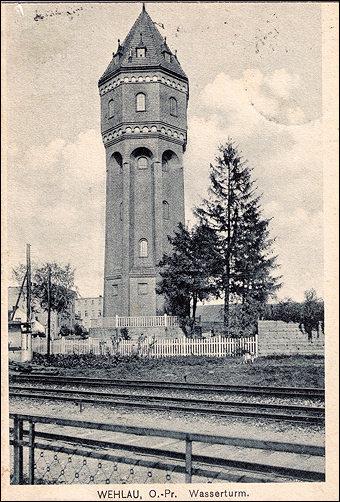 Znamiensk_Wehlau_1921r